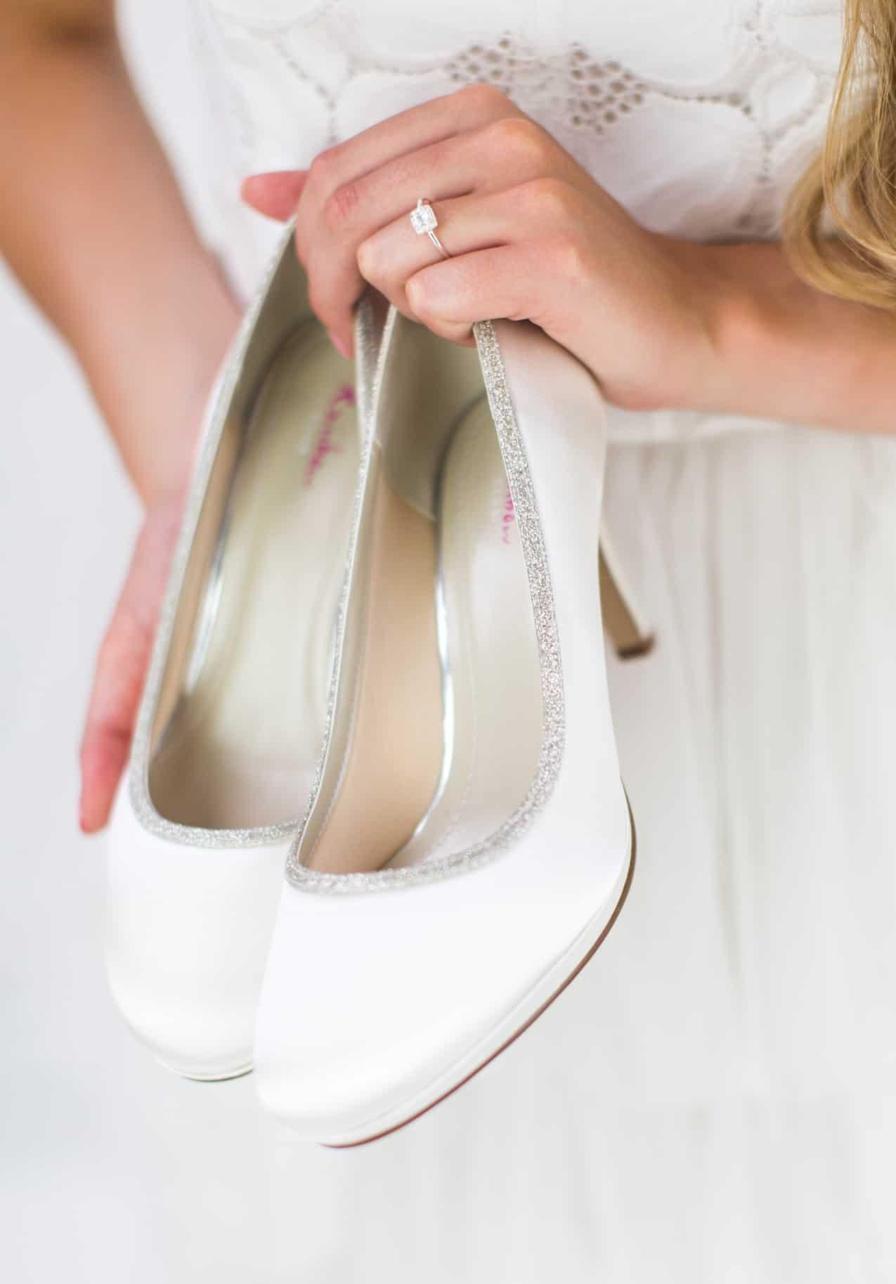 Bruidsschoenen Trouwschoenen Sneakers Pumps