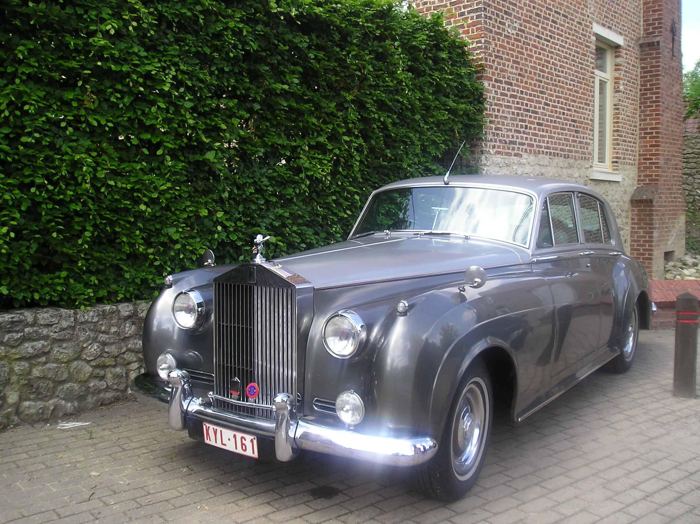 Rolls Royce Silver Cloud ceremoniewagen