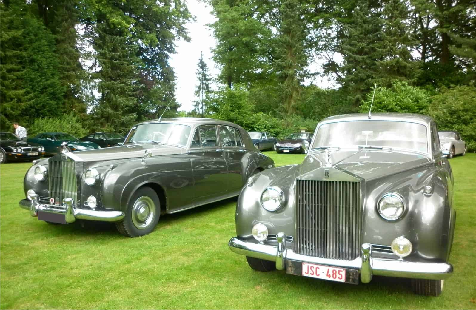 Rolls Royce Silver Cloud 1959 en 1961 ceremoniewagens