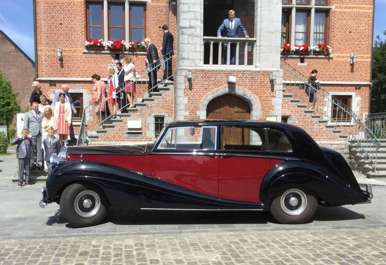 Rolls Royce Silver Wraith 1955 ceremonieauto