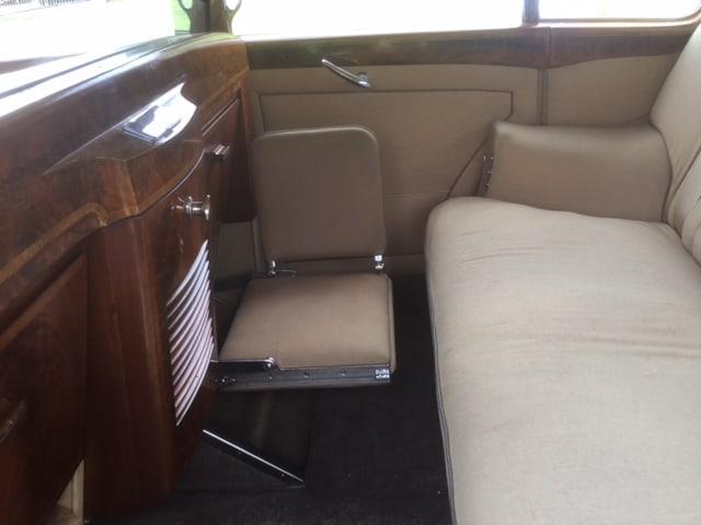Rolls Royce Silver Wraith 1955 bruidsvervoer