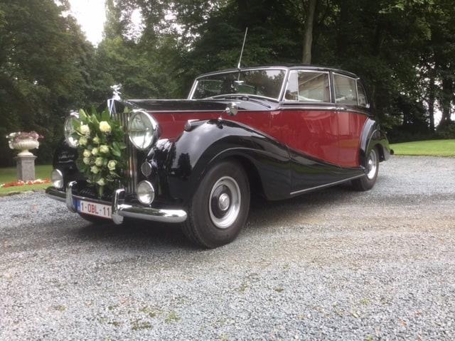 Rolls Royce Silver Wraith 1955 ceremoniewagen