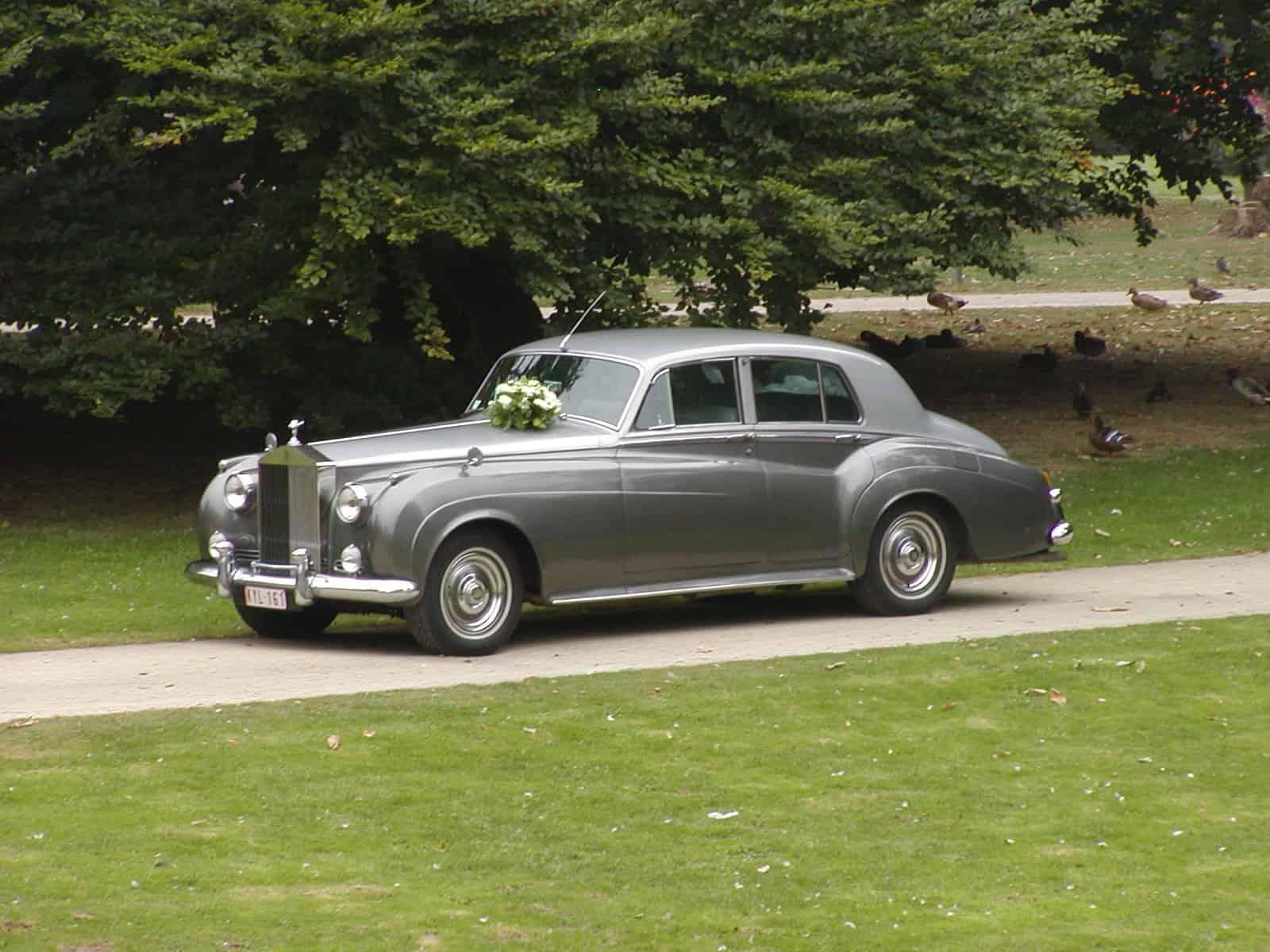 Rolls Royce Silver Cloud ceremonieauto