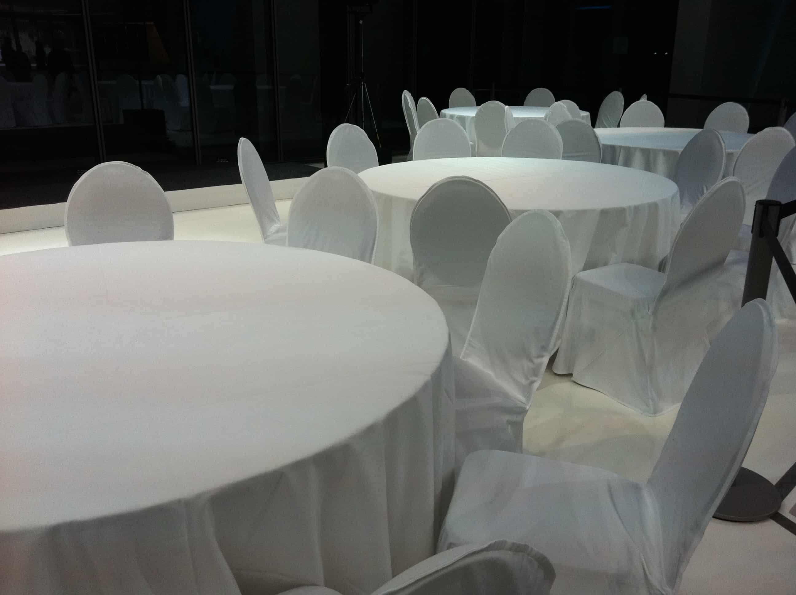 Verhuur Feestmateriaal Prieeltjes Partytafels Ronde Tafels
