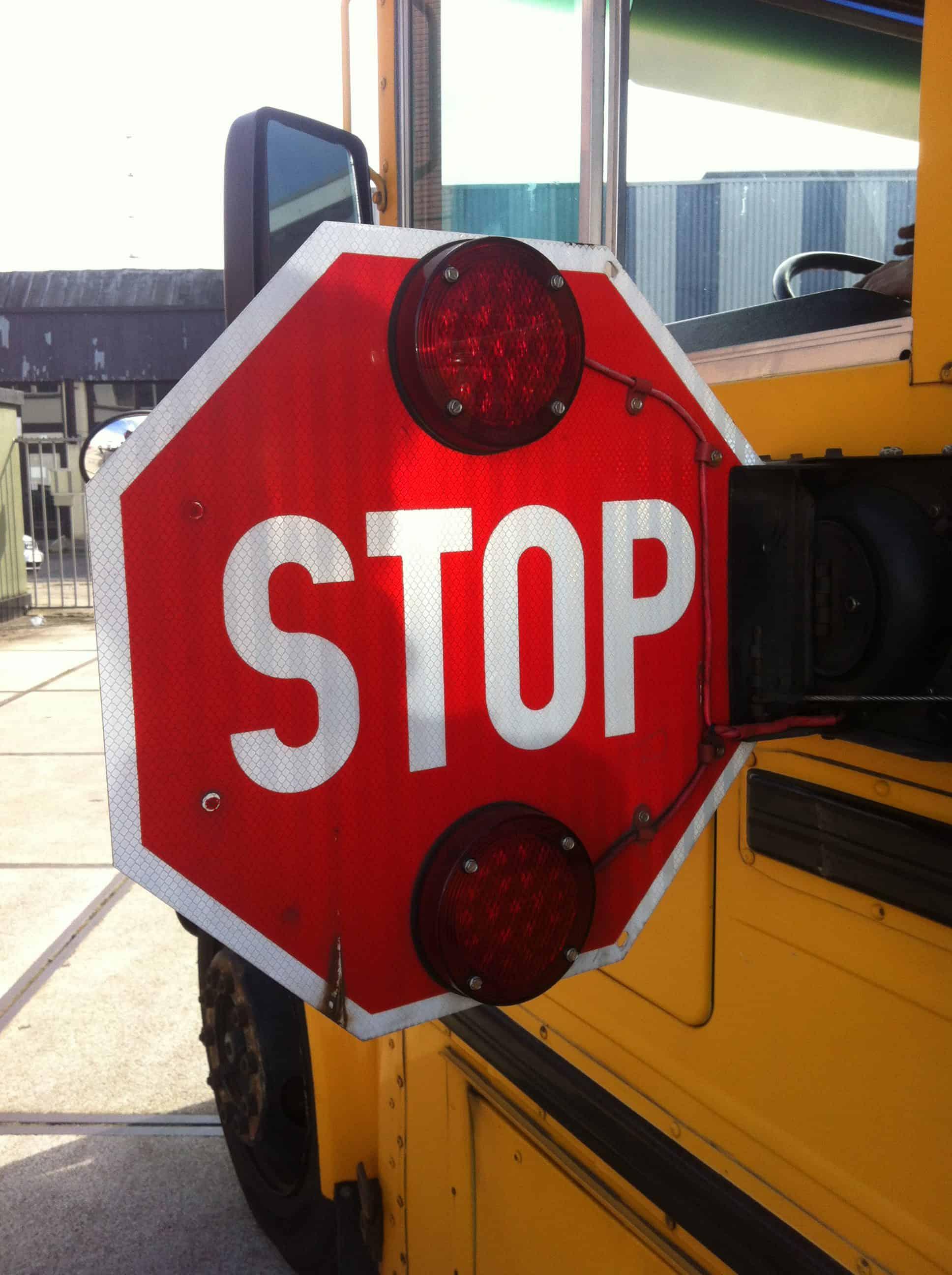 American Yellow Schoolbus Trouw