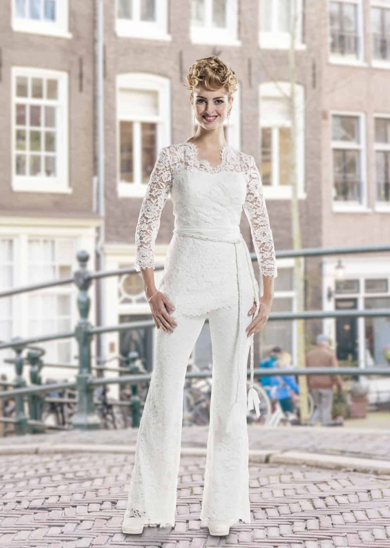Bruid Broekpakken en Jumpsuits