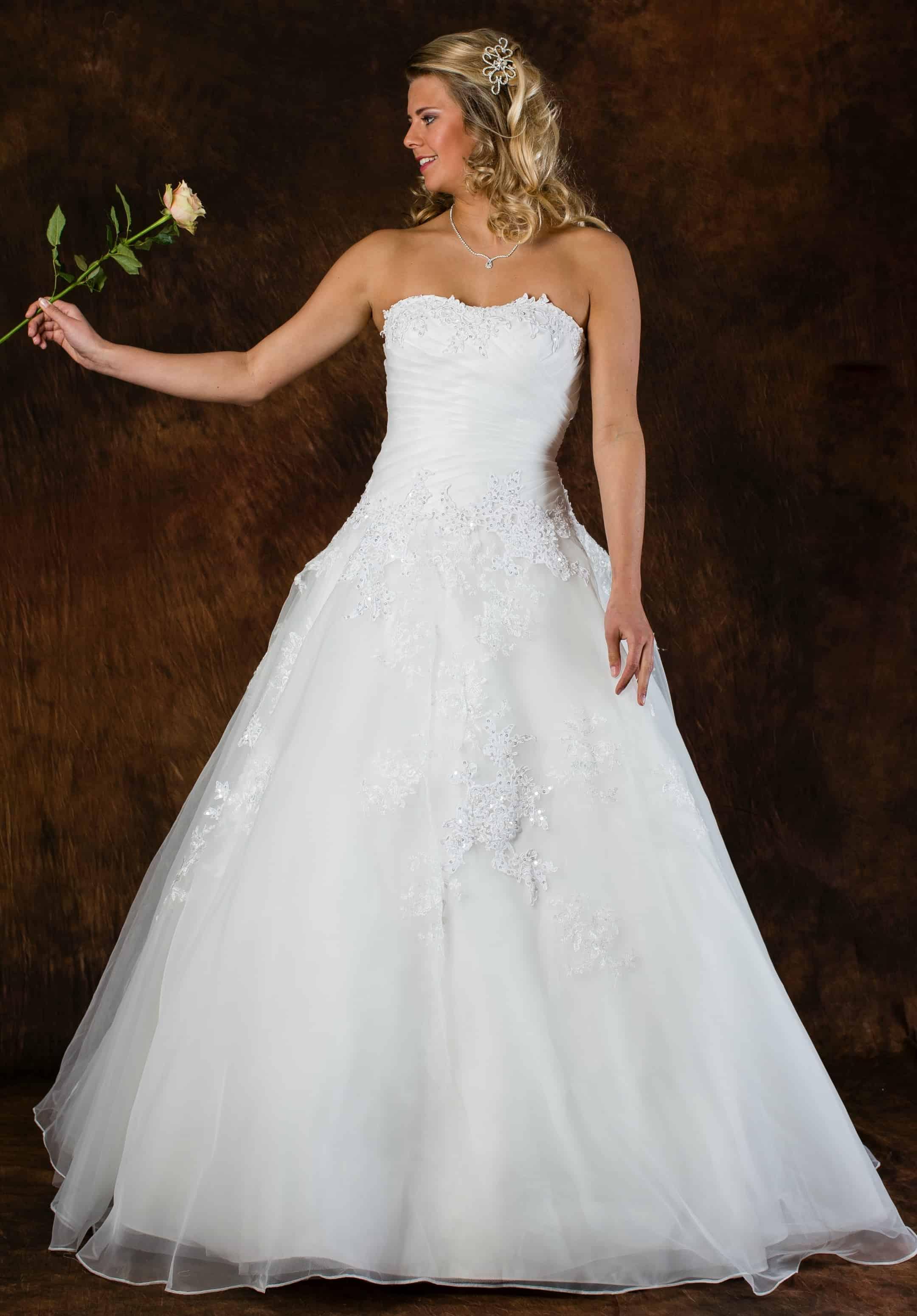 Bruidsjurk A-Lijn Allure Bridal