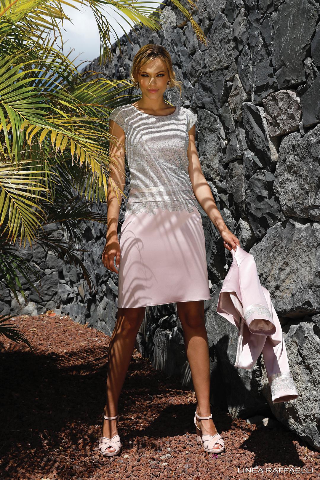 Suitejurk met jasje Linea Raffaelli - Tenerife 19-20 - Set 040 - 191-522-01 + 191-551-01cr