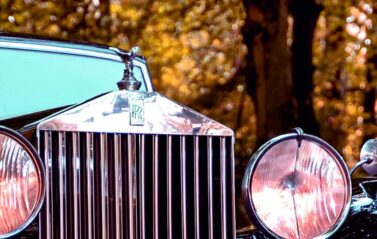 Ceremonieauto Trouwauto Rolls Royce Silver Wraith