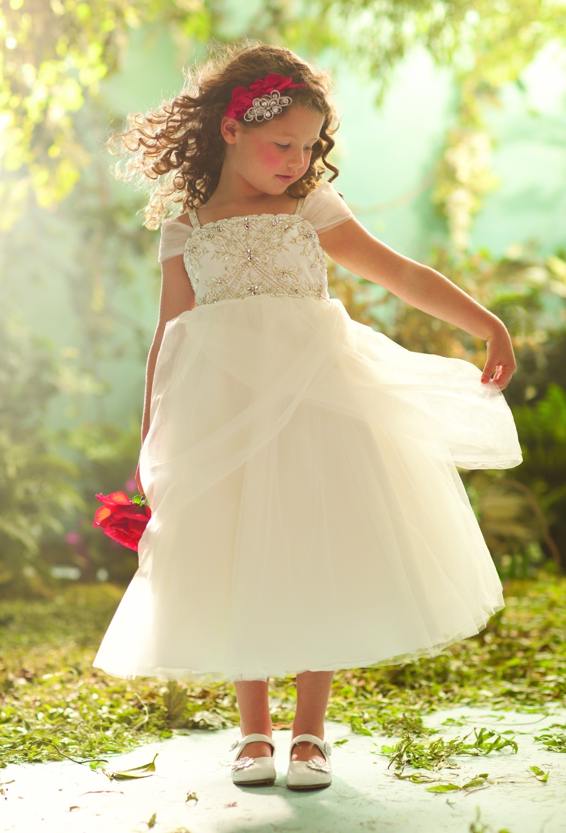 Bruidsmeisjes en bruidsjonkers bruidskindjes