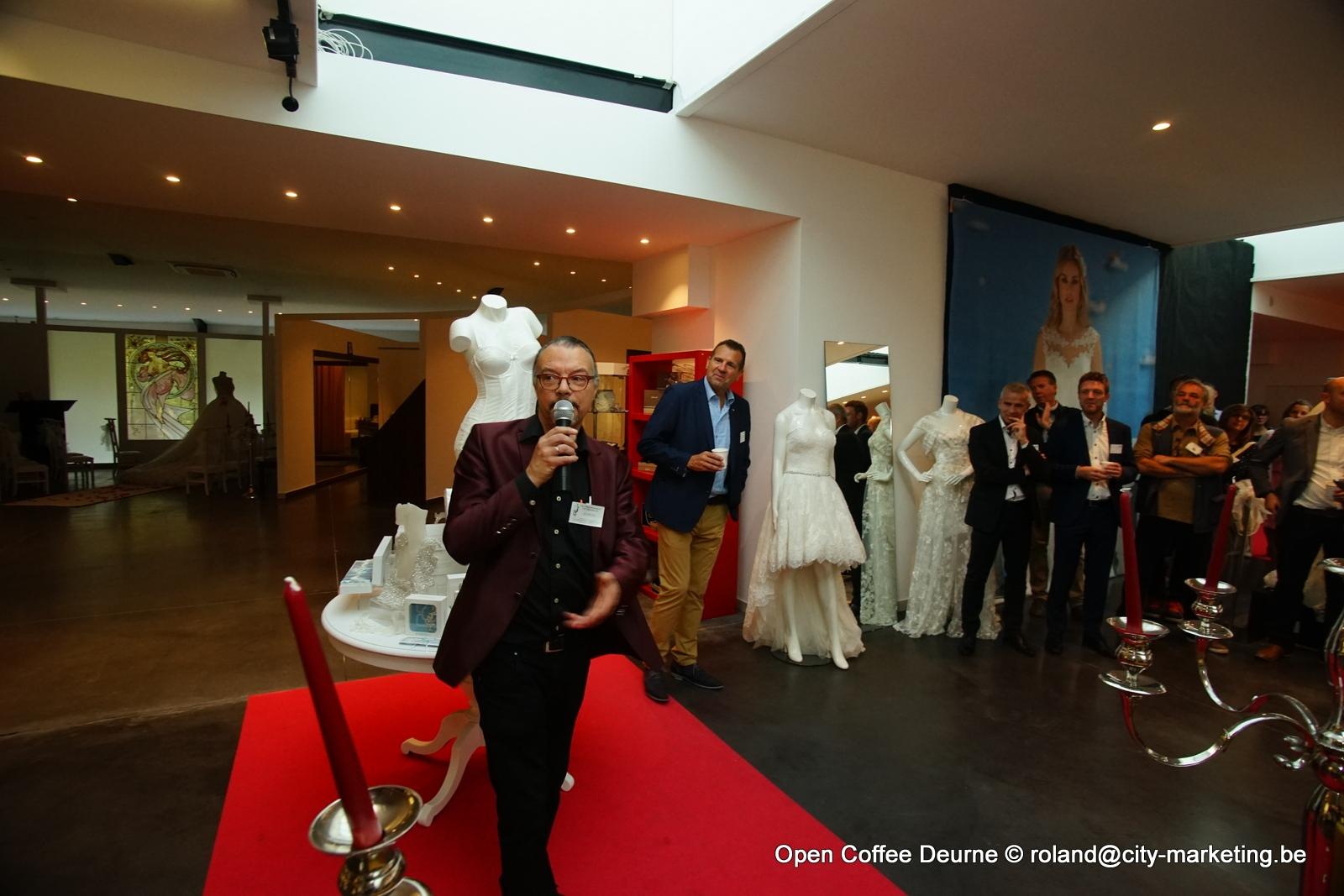 Wedding Chapel Bruidsparadijs Netwerkevent Open Coffee