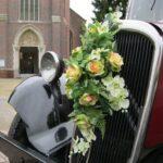 Bruidsvervoer Oldtimer Ceremoniewagens Ceremoniebussen