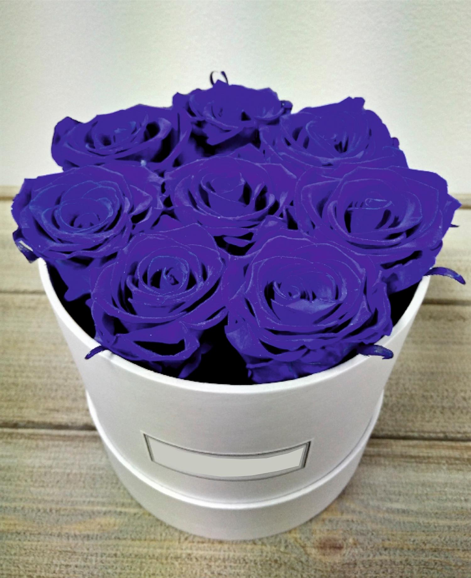 Boeket gevriesdroogde rozen Wil jij mijn getuige bruidsmeisje zijn?