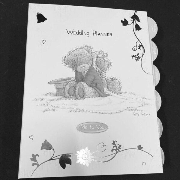 Weddingplanner Boek MeToYou Invulboek Trouwdag