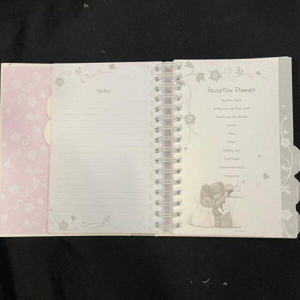 MeToYou Weddingplanner Boek Invulboek Trouwdag