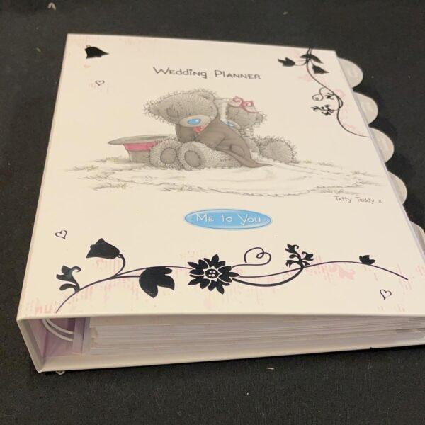 Me To You Weddingplanner Boek Invulboek Trouwdag
