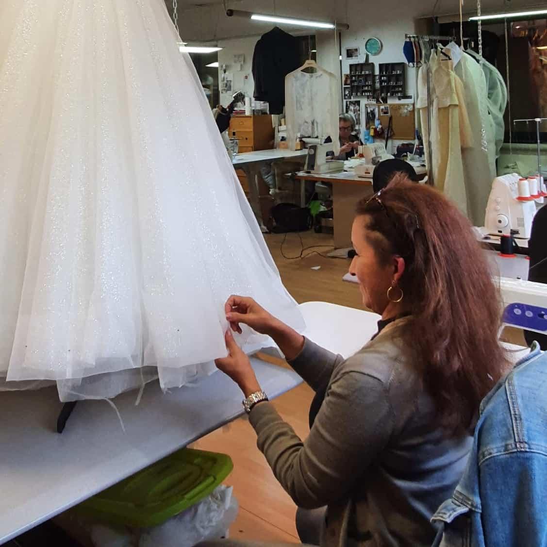 Retouche Atelier Trouwjurken Op Maat ontwerpen en maken