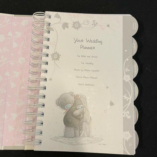 Weddingplanner MeToYou Checklist