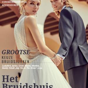 Bruidscatalogus Bruidsmagazine Bruid Bruidegom Weddingplanner
